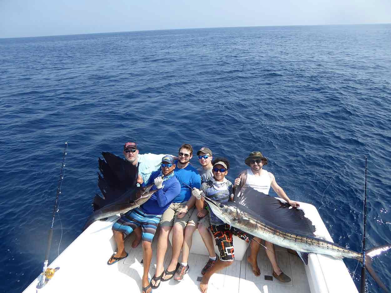 Huatulco sport fishing trips all inclusive deep sea for All inclusive fishing vacations usa